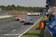 Gianni Morbidelli scores a clean sweep in Germany