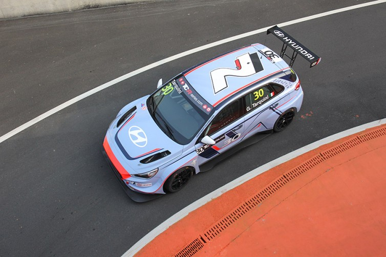 Hyundai Motorsport opens orders to i30 N TCR customers