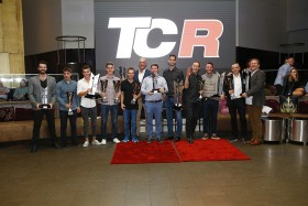 The night of the TCR Awards
