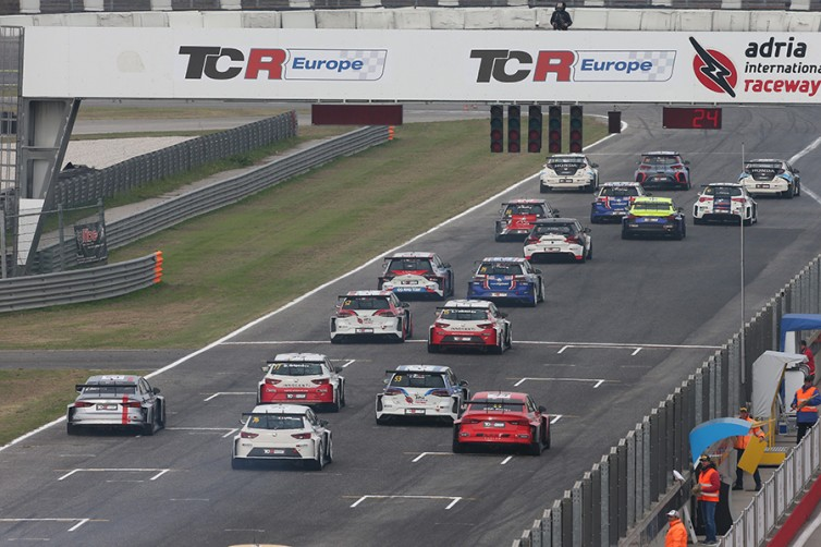 TCR Europe: the Trophy becomes a Series