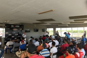 TCR Las Américas presented in Santo Domingo