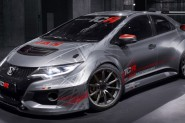 J.A.S. reveals first pictures of Civic TCR