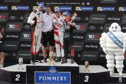 Michelisz and Panis make a Honda double win