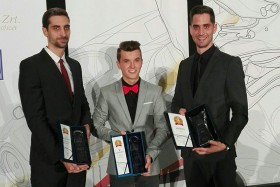 The M1RA team honoured by Hungarian press