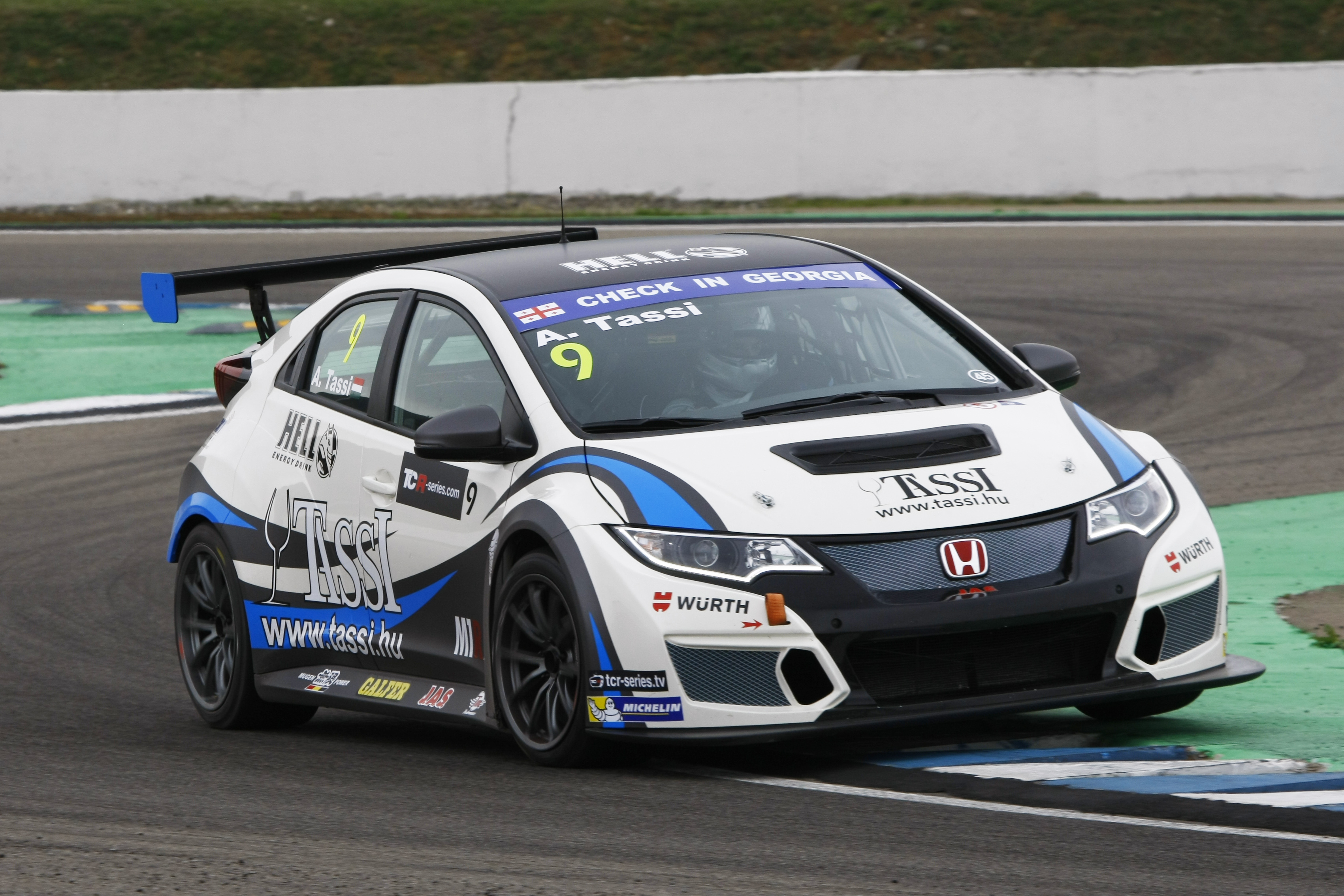 Honda Civic Type-R TCR
